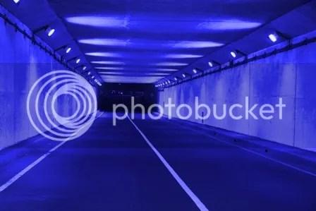 SCBD Tunel