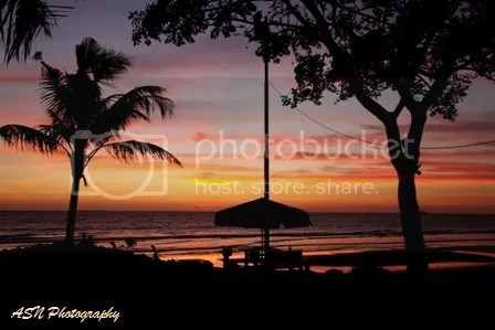 Sunset @ Akkarena Beach
