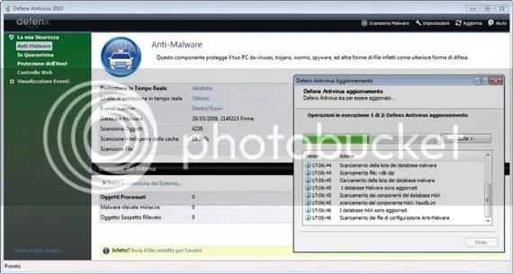 Download Defenx Antivirus 2010 với bản quyền miễn phí 4 tháng