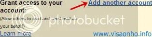 Cho phép người khác truy cập vào tài khoản Gmail của bạn