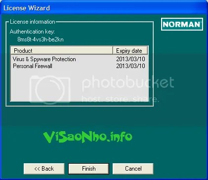 Bản quyền Norman Security Suite miễn phí 3 năm