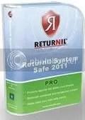 Returnil System Safe 2011 Pro với key bản quyền miễn phí