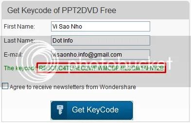 Nhận bản quyền miễn phí 6 sản phẩm của Wondershare