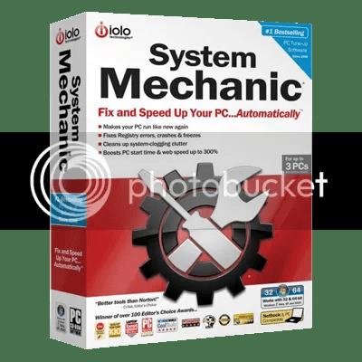 Download iolo System Mechanic 9.5 với key bản quyền miễn phí 6 tháng