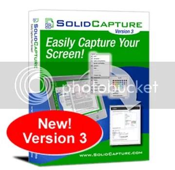 Key bản quyền miễn phí Solid Capture 3