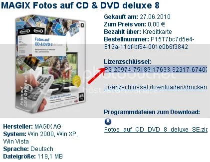 Download Magix Xtreme PhotoStory on CD & DVD 8 Deluxe miễn phí