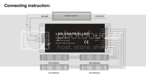 LED STRIP LIGHTING (Ins and outs info) Page: 1  iboats Boating Forums   557605