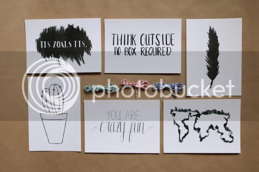 kaarten, actie, kaartenactie, worldservants, kalligrafie, handlettering, handgemaakt, creatief, tekeningen, illustraties