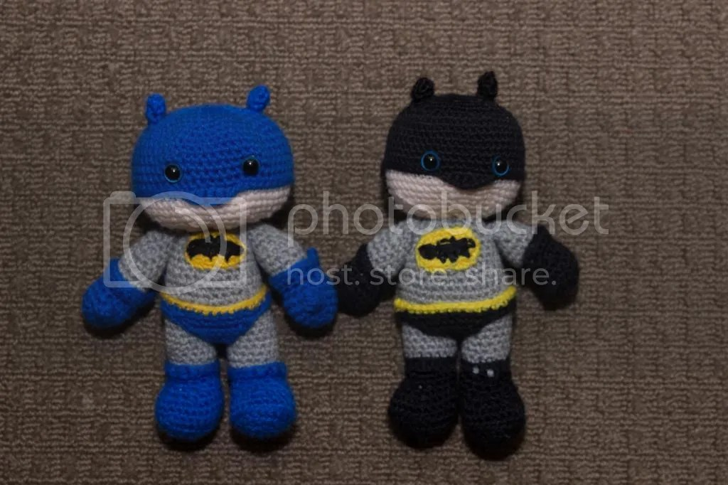Batman Amigurumi Free Pattern Tales Of Twisted Fibers