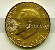 Warner Medal