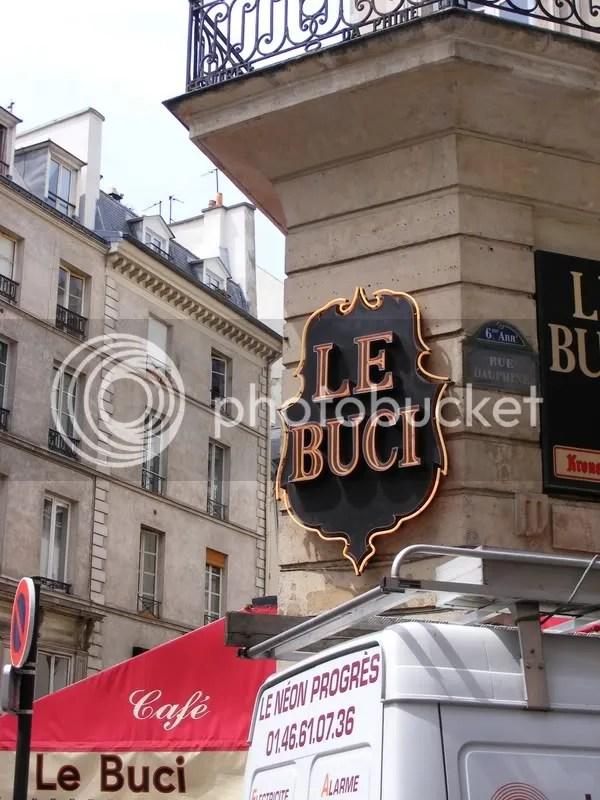 Le Buci - cafenea