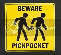Hasil gambar untuk pickpockets