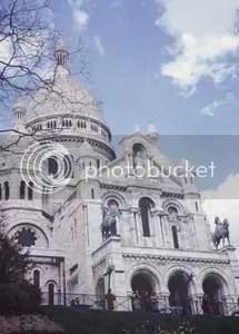 Paris - Le Sacre Coeur