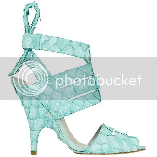 Alexander Wang Spring 2012 Shoe