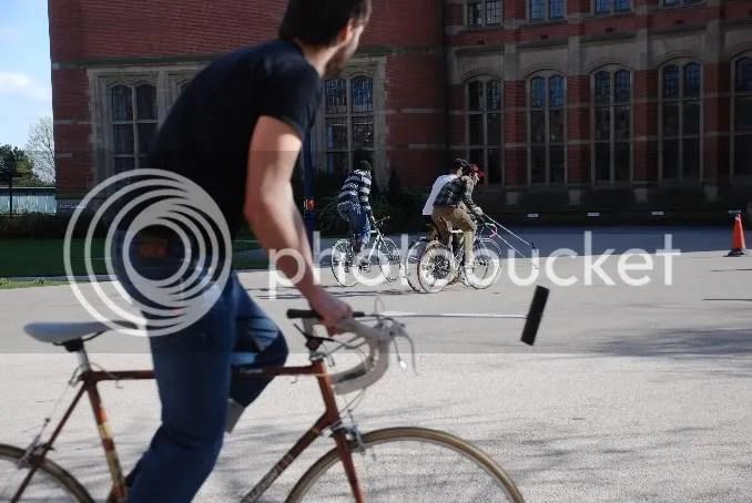 Birmingham bicycle polo