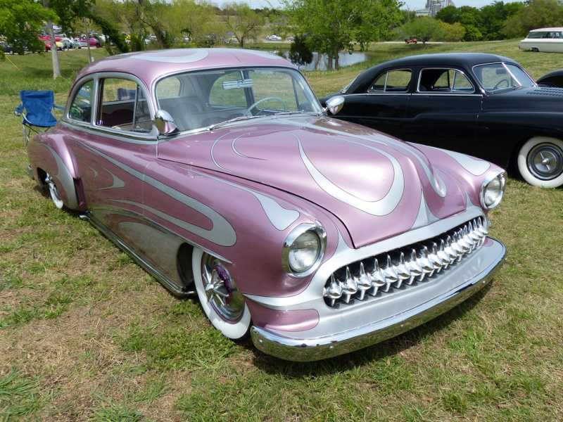 1950 Chevy Paint Colors