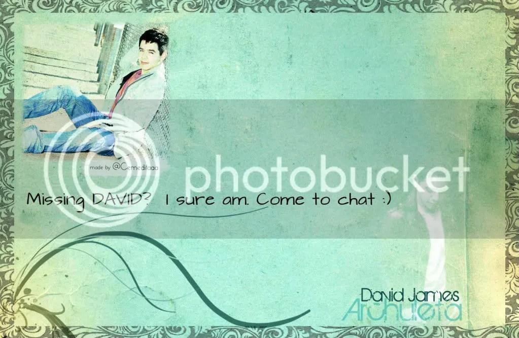 Missing David 1