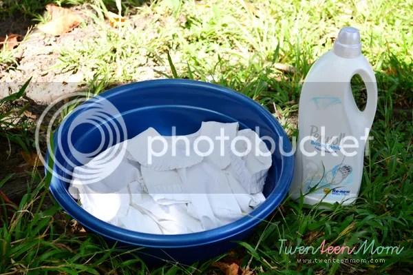Perwoll Brilliant White Liquid Detergent