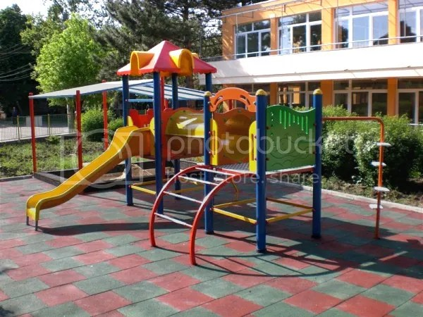 The Importance Of High Quality Playground Tiles