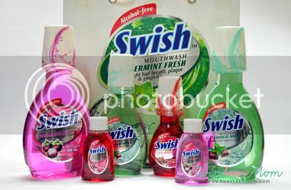 Fun Summer Time With Swish
