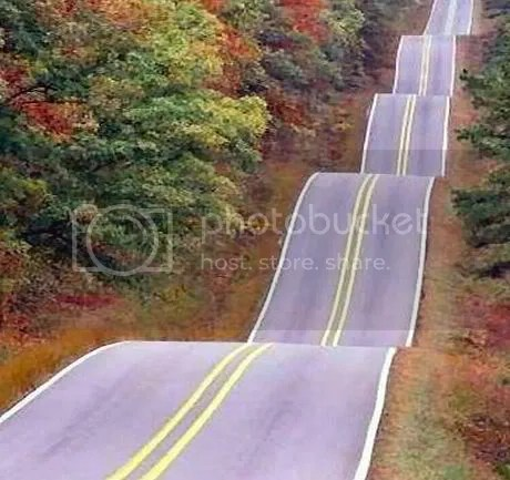 Bumpy Road Pictures, Images and Photos