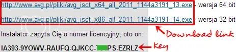 AVG Internet Security 2011: Key bản quyền miễn phí 3 tháng