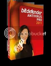 BitDefender Antivirus Pro 2011 miễn phí 90 ngày