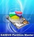 Phiên bản đầy đủ EASEUS Partition Master 8.0.1 Professional Edition