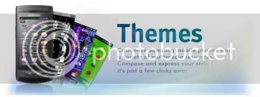 Samsung Theme Designer 1.0: Tự làm theme cho điện thoại Samsung