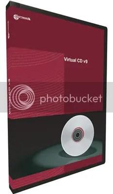 Download Virtual CD 9 với key bản quyền miễn phí