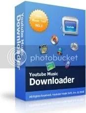 YouTube Music Downloader 3: Nhận key bản quyền miễn phí