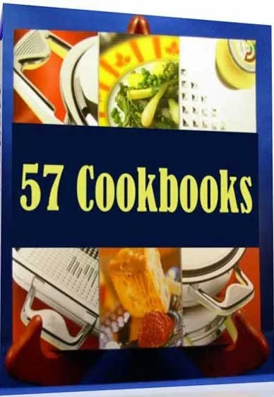 57 Cooking eBooks cooking cook books