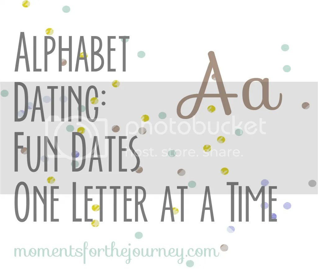 Alphabet Dating, Letter A