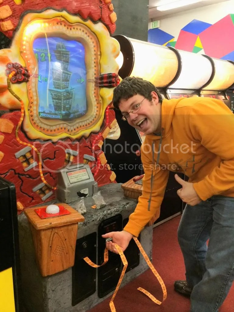 jackpot, arcade, luck
