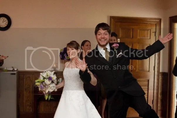 Lyle, Paige, Wedding