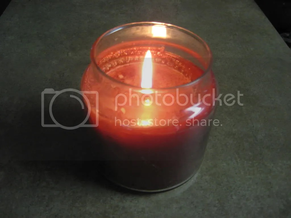 Sabaath Candle