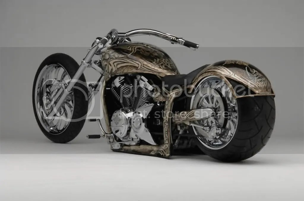 Types and styles of custom motorcycles for Yamaha motorcycle types