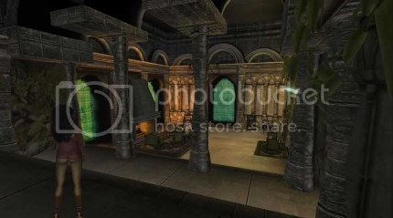 Hogwarts Second Life