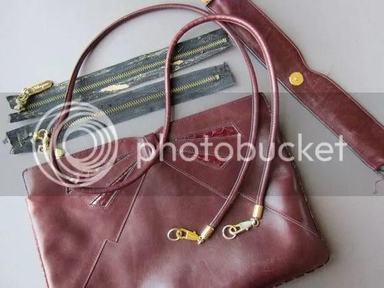 waterstone artisan reclaimed leather handbags lori plyler