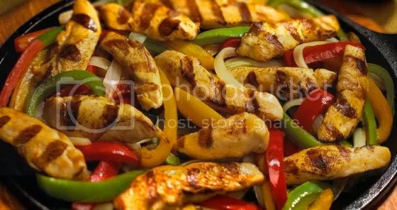 gluten free chicken fajita recipe