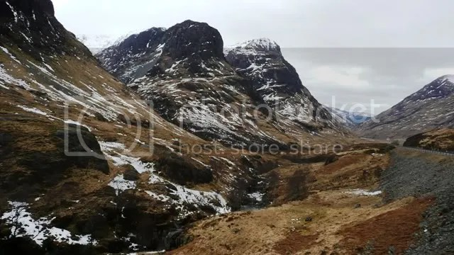 Pass of Glen Coe (Three Sisters)