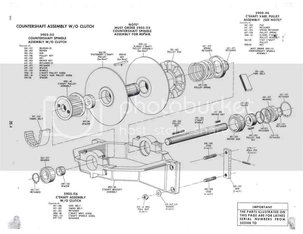 Countershaft Parts Diagram Photo By Rwl51