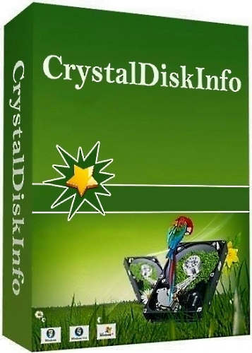CrystalDiskInfo Shizuku Edition / Full / Ultimate 7.0.0 Final (x86/x64) Portable