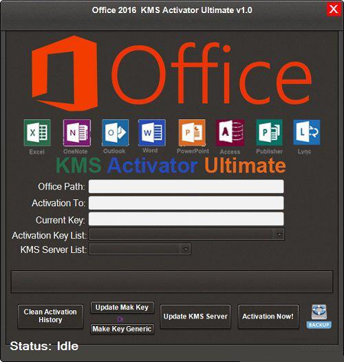 office 2013 kms server 2012r2