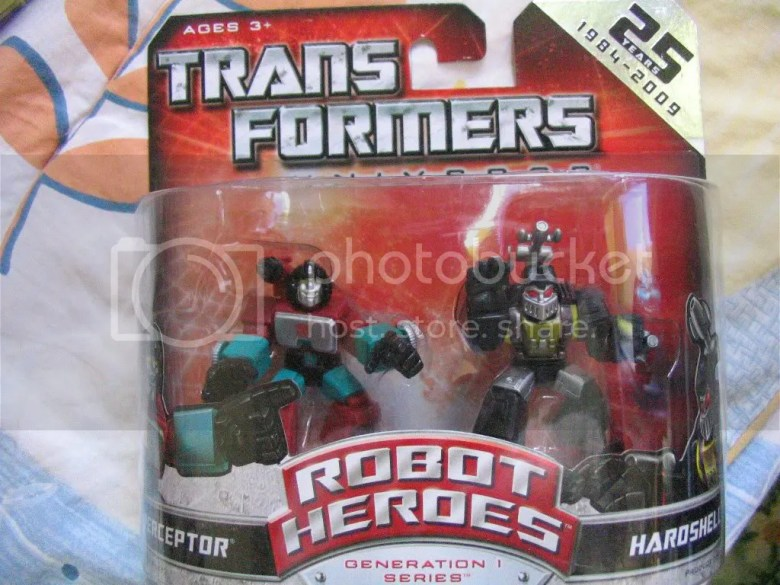 Marvelous Penang Toy Collection: Transformers Robot Heroes G1