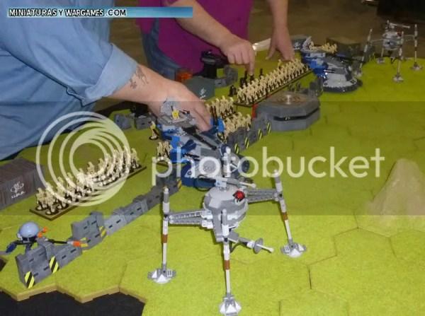 Lego Star Wars - Salute 2010