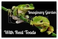 Imaginary Garden With Real Toads