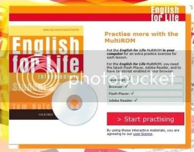 English for Life Intermediate