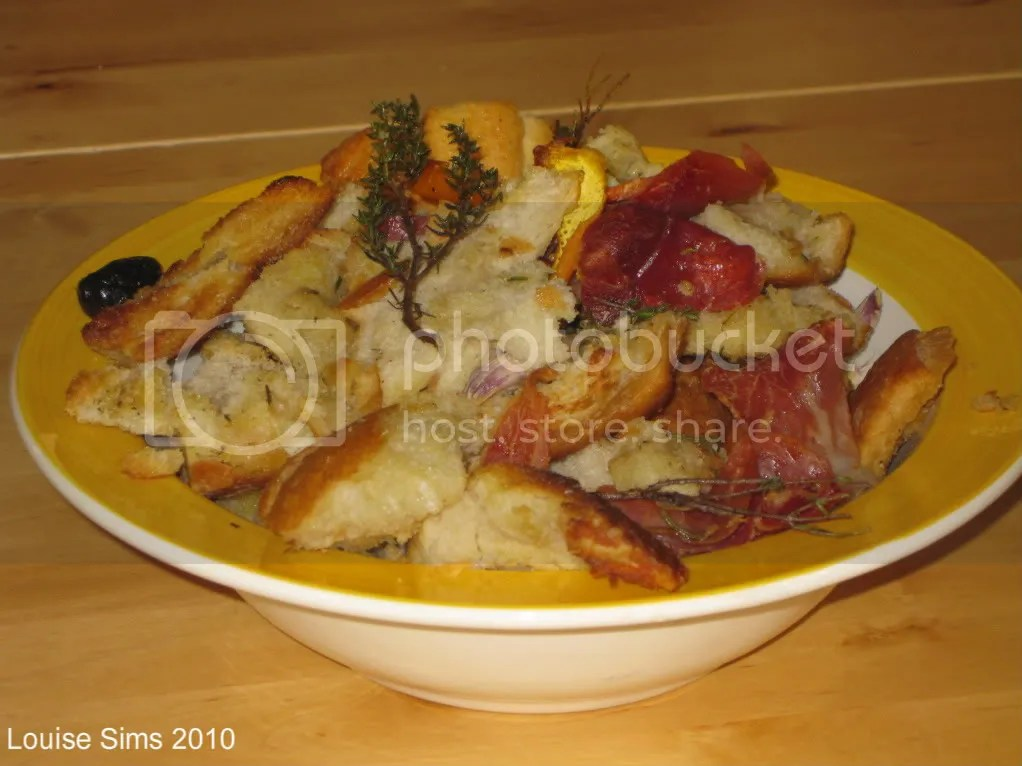 Rustic Croutons