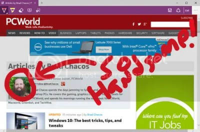 fitur Windows 10 preview vs Windows 8